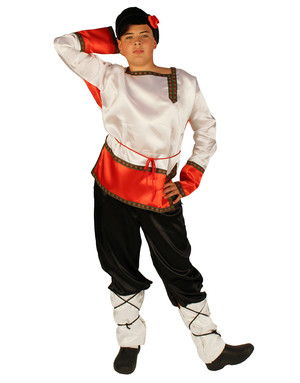 Russian Boy Costume ''Ivanushka''