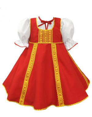 Russian ballet dance dress ''Polina''