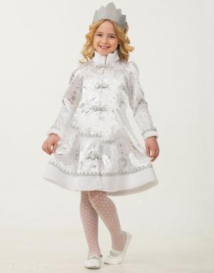 Russian Snow Maiden Costume ''Satin''