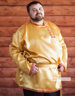 Russian shirt for men
