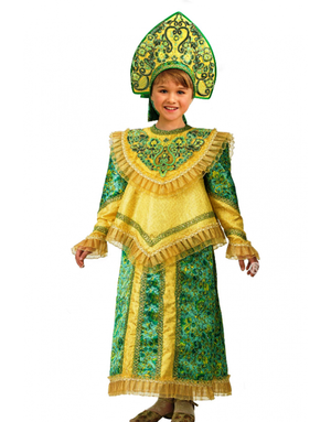 Folk Art Costume ''Tsarevna''