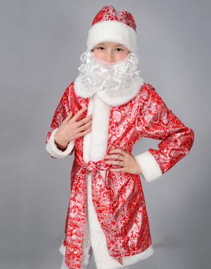 Ded Moroz Costume Kids ''Morozko''