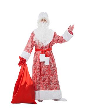 Costume de Père Noël russe
