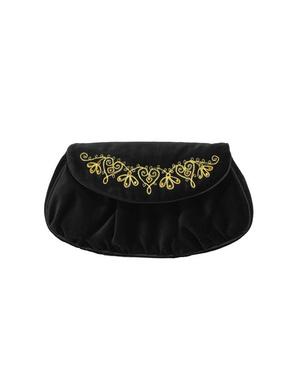 Small Black Evening Bag ''Sonata''}