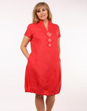 """Linen dress """"Fabio"""""""