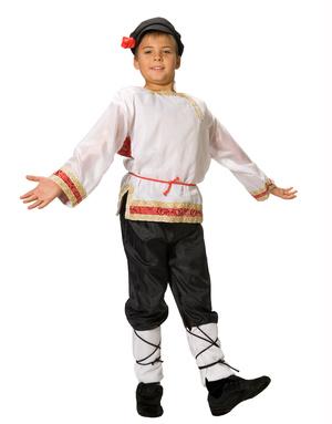 Folklore costume ''Ivanushka'' for boys