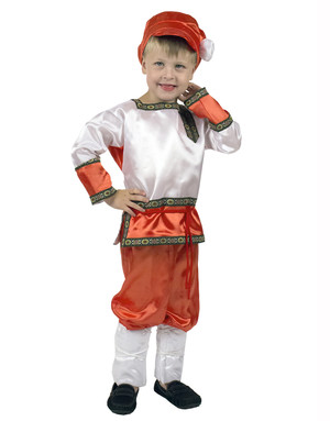 Russian Boy Costume ''Miroslav''