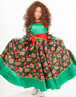Gypsy Costume Girls Costume ''Rada''