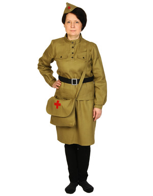 Soviet Uniform Doctor for women