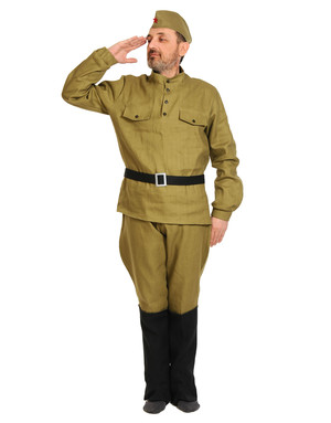 Soviet Soldier Uniform for men