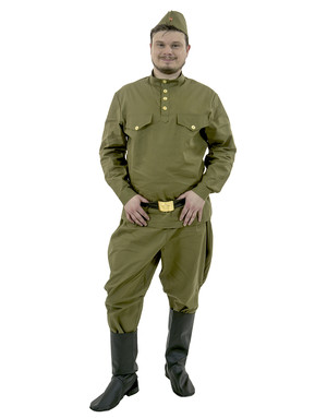 Soviet Army Uniform for men