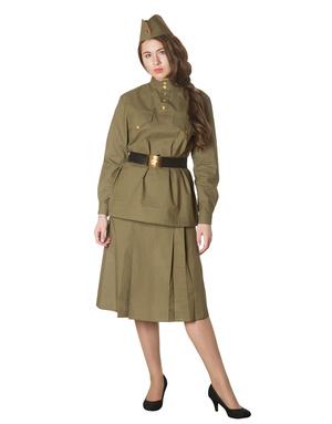 Costume Soldat Militaire pour les femmes