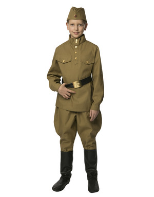 Soviet Uniform WW2