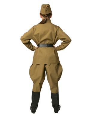 Costume de Militaire pour les femmes
