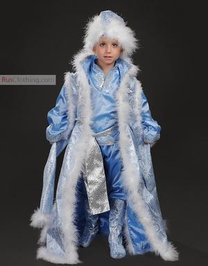 Russian costume Morozko