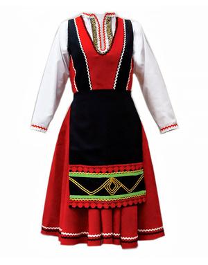 Bulgarian fancy dress