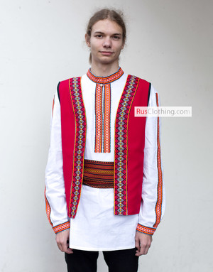 Bulgarian costume for men