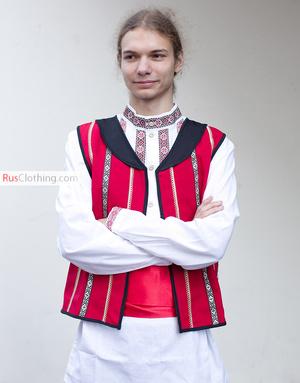 bulgarian costume men