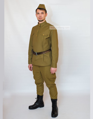 Soviet WW2 Uniform for men
