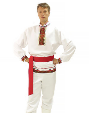 Romanian costume ''Moldova '' for men
