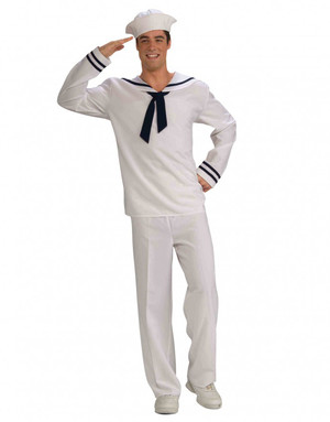 Russian Sailor Costume