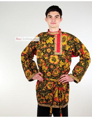 Russian dance shirt