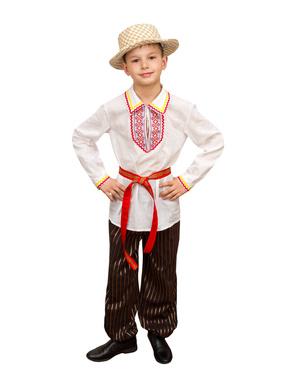 Belarus shirt boys