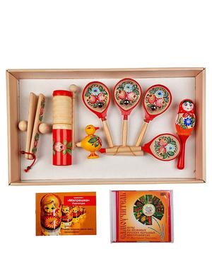 Russian instrument set
