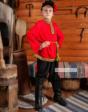 cossack costume