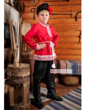 cossack costume boys