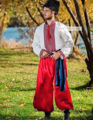 ukrainian man costume