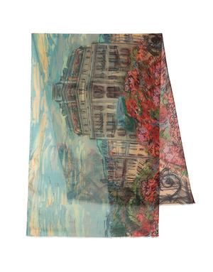 Shawl Wrap ''Old palace''