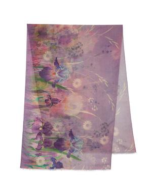 Shawl Wrap ''Magic meadow''