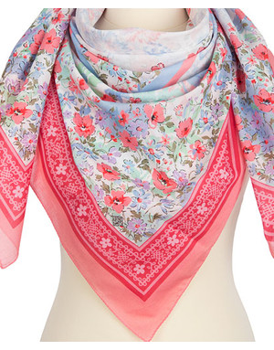 Cotton shawl  ''Classic''