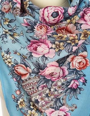Pashmina ''Floral affair''