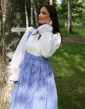 russian dress sarafan