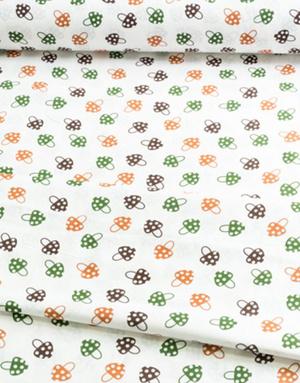 {[en]:Cotton fabric ''Mushrooms''}