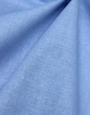 {[en]:Cotton fabric ''Vintage Blue''}