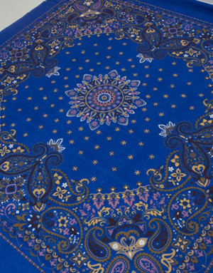 {[en]:Cotton fabric ''Eastern ornaments''}