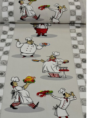 {[en]:Waffle fabric ''Culinar''}