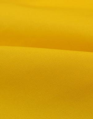 {[en]:Cotton twill fabric ''Yellow''}