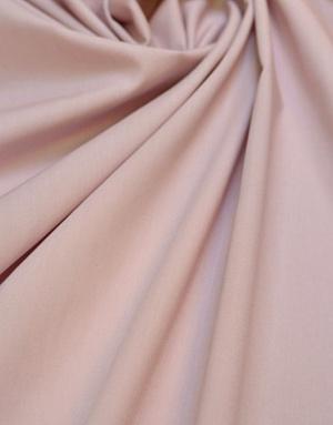 {[en]:Percale cotton fabric ''Pink fog''}