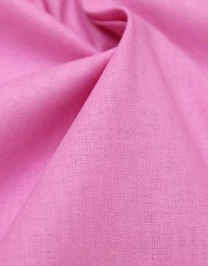 {[en]:Cotton fabric ''Pink Begonia''}
