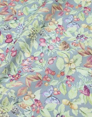 {[en]:Panama weave cotton ''Summer dreams''}
