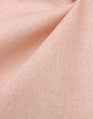 {[en]:Cotton fabric ''Pale pink peach''}