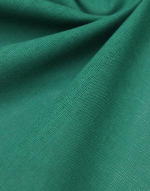 {[en]:Cotton fabric ''Emerald''}