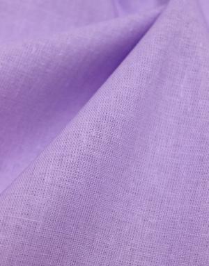 {[en]:Cotton fabric ''Lilac lavender''}