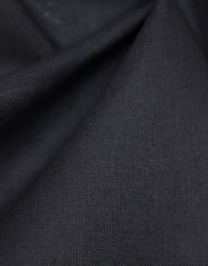{[en]:Cotton fabric ''Black''}