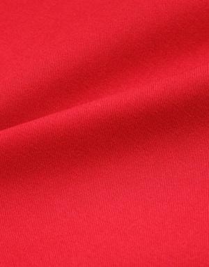 {[en]:Red raspberry cotton twill fabric}