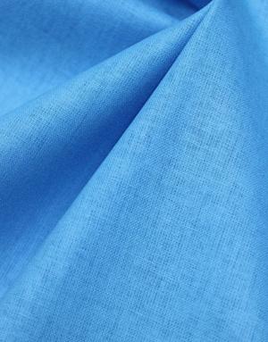 {[en]:Cotton fabric ''Azure''}